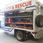 Westcoast Inland SAR Truck