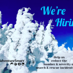 BC AdventureSmart Winter 2018-19 Job Posting