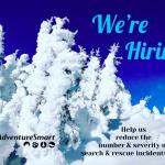 BC AdventureSmart Winter 2018-19 Job Posting