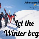 BC AdventureSmart Winter 2018-19 Season begins!